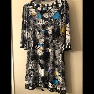 BEAUTIFUL Ali Ro shift dress (size 6)